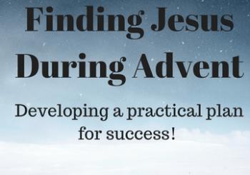 Advent 2017 – Make a Plan