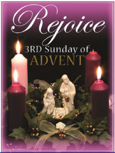 homily december 16 17 3rd sunday in advent year b st. Black Bedroom Furniture Sets. Home Design Ideas